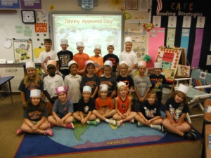 Johnny Appleseed (Second Grade)