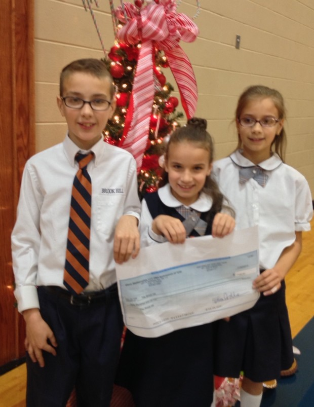 Brook Hill Mathnasium winners