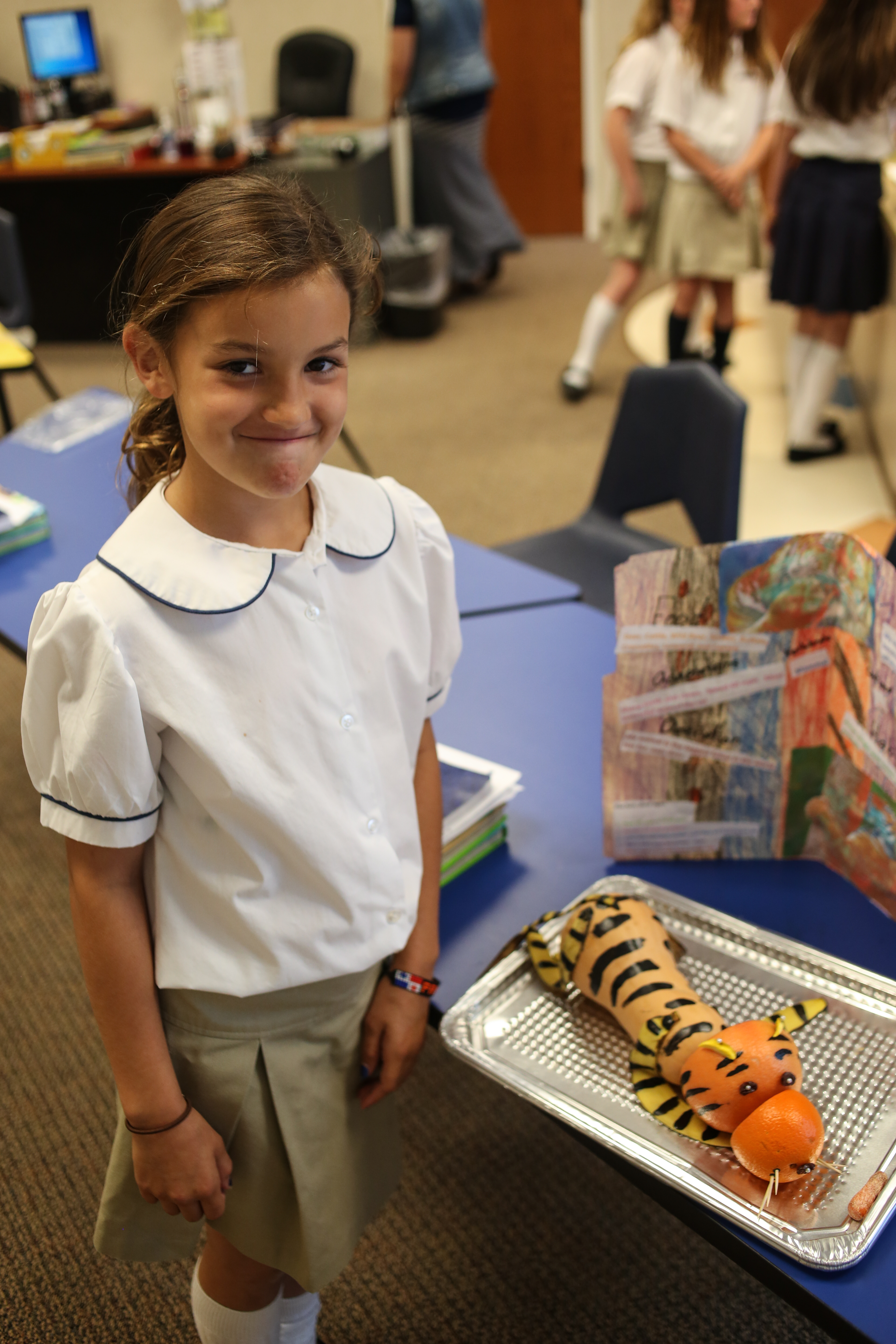 4th grade animal projects
