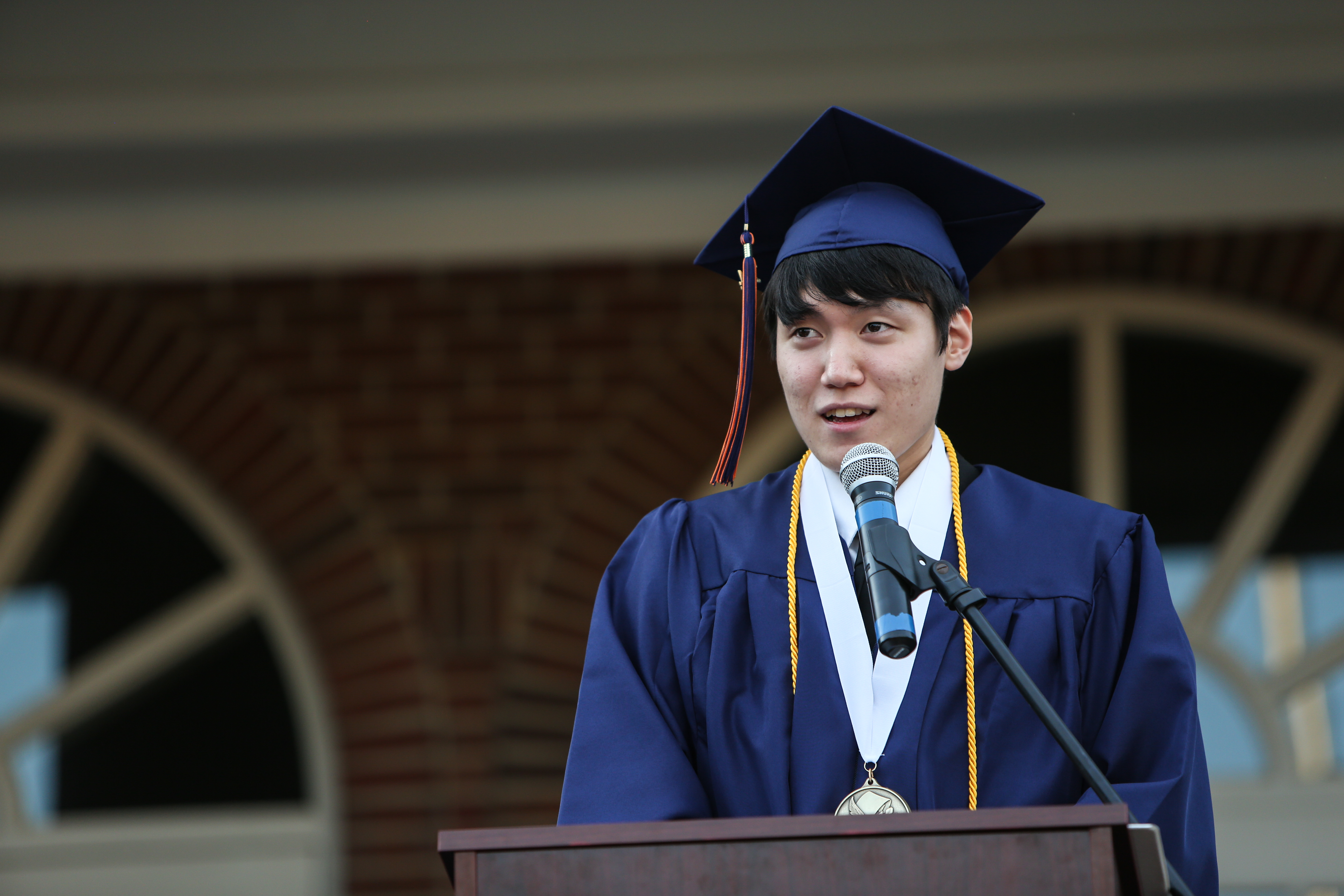 graduation speeches for college