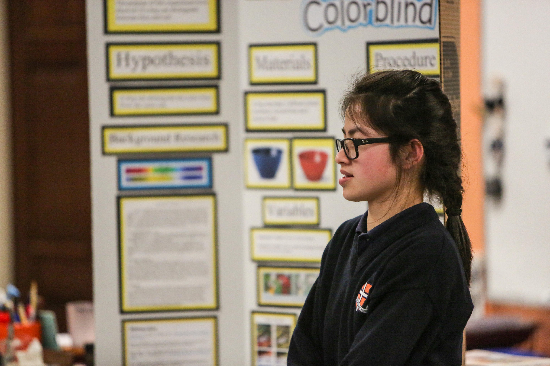 Science Projects in 8th Grade | Brook Hill School | Tyler, TX